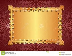 Gold Background Royalty Free Stock Images - Image: 35600249