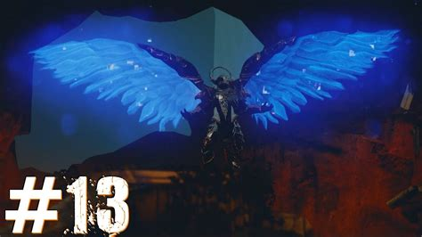 infamous second son gameplay walkthrough part 13 giant angel boss ps4 youtube