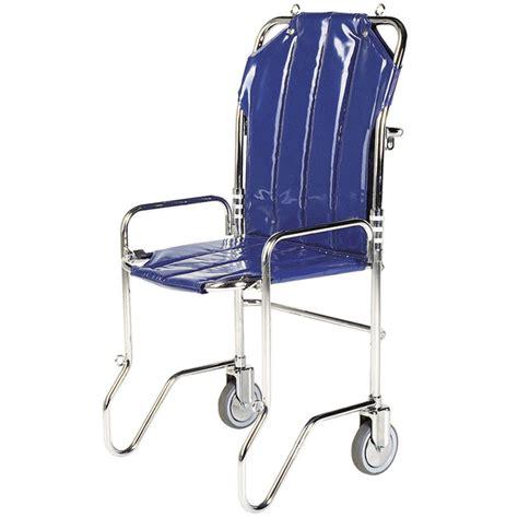 chaise portoir chaise portoir pliable pp en acier chromé 2 roues 1 poignée