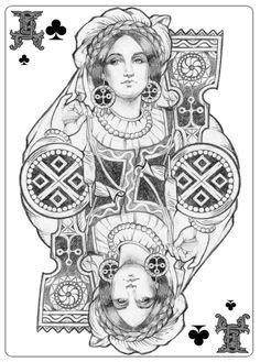 - Slavic goddess - Lada - by Losenko.deviantart.com on