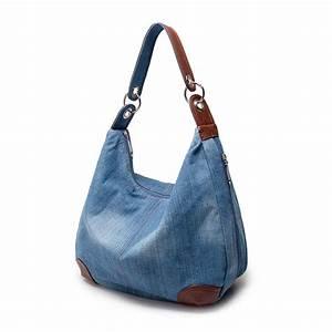 Online Buy Wholesale denim handbags from China denim ...