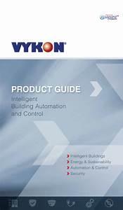Vykon Product Guide