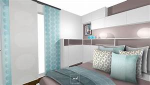 best chambre taupe et bleu images design trends 2017 With deco chambre couleur taupe