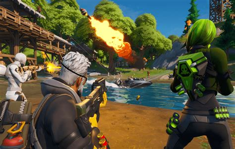 'Fortnite': Epic Games confirms Day 1 launch on next-gen ...