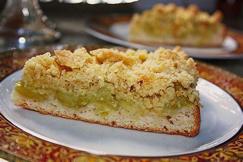 Streusel Kuchen Auf Quark