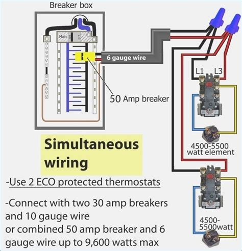 220v hot water heater wiring diagram wiring diagram rheem water heater camizu org
