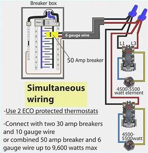 220v Hot Water Heater Wiring Diagram Sample