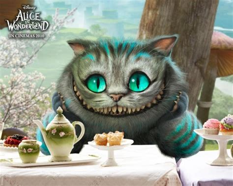 Flying Across The Country Just To See Cheshire Catin 3d