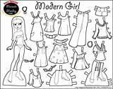 Papel Bonecas Marisole Monday Visitar Dolls Paper Para Colorir sketch template