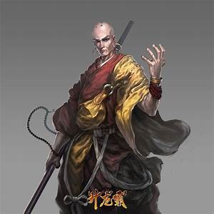 1000+ images about Fantasy monk & ninja on Pinterest ...