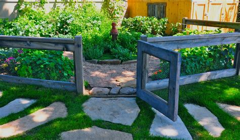 Laundry Sink Countertop by Vegetable Garden Fence Ideas Landscape Eclectic With