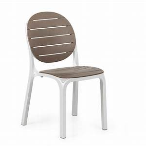 Chaise Jardin Moderne Design Nardi Erica Zendart Design