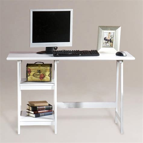 world market white desk white finish langston desk world market