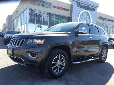 jeep cherokee power wheels 2014 jeep grand cherokee limited 4x4 power sunroof