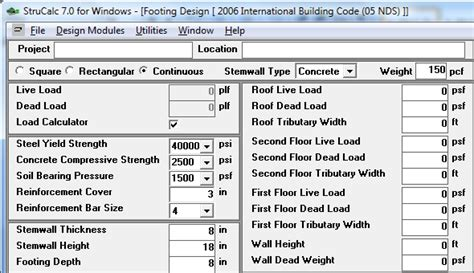deck footing spacing calculator concrete footing thickness chart pictures to pin on