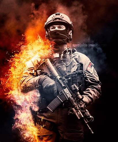 Operator Military Special Forces Units Tactical Promo