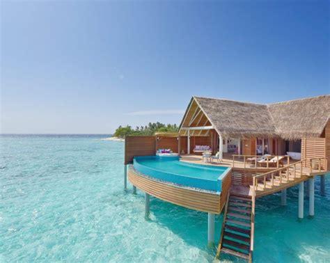 Milaidhoo Resort  Maldives  Overwater Bungalows