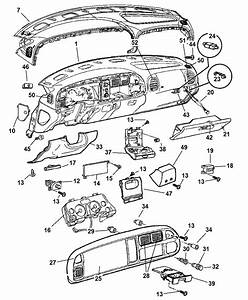 Wiring Diagram 1999 Dodge Ram 2500 Dash Cluster