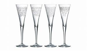 Flute A Champagne : flutes champagne cristal fl tes cristal art deco flutes cristal modernes arabesques ~ Teatrodelosmanantiales.com Idées de Décoration
