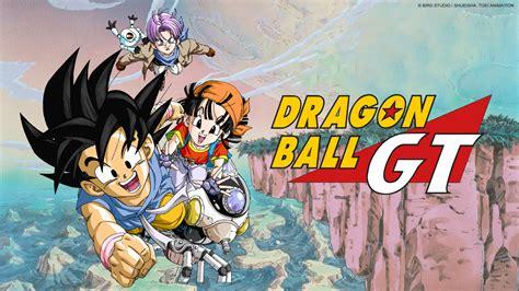 Dragon Ball Gt Vostfr  Gum Gum Streaming