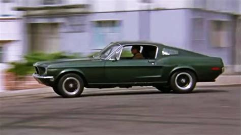 Where Is The Real Bullitt Mustang by The Bullitt Mustang Surfaces In Mexico