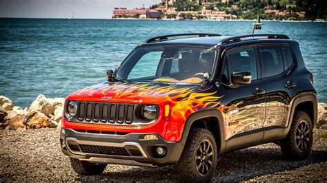 Jeep Renegade Hells Revenge 2 Wallpaper