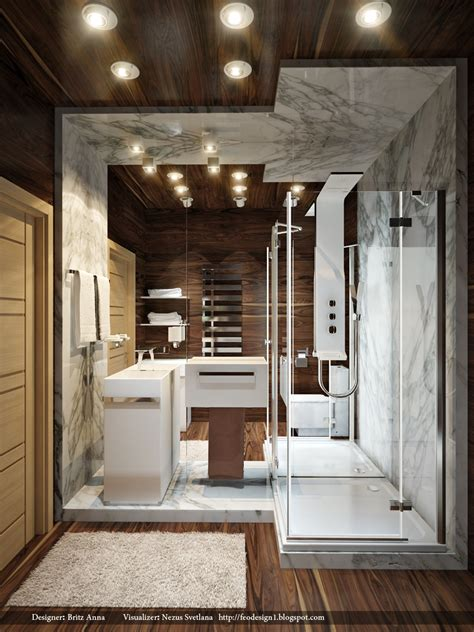 Modern Marble Bathroom Ideas by Marble Bathroom Interior Design Ideas