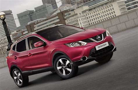 nissan qashqai review release date price colors