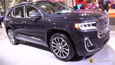 gmc acadia  chevy traverse rating review  price