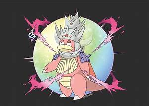 Mega-Slowking by ThatDevGuy on DeviantArt