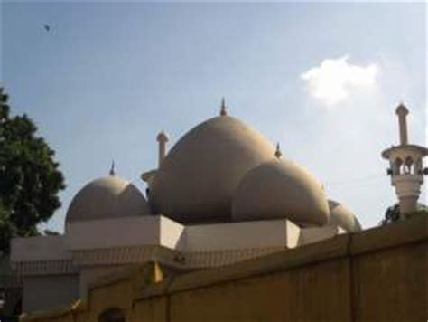 Thousand Lights Mosque Chennai  Places To Visit In Chennai