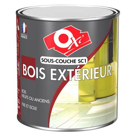 oxi sous couche sc1 sous couche acrylique pour bois en ext 233 rieur