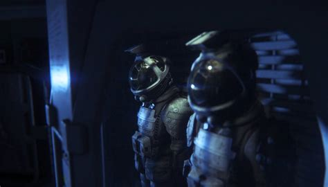 Alien Isolation Gets Official Screenshots Shows Off