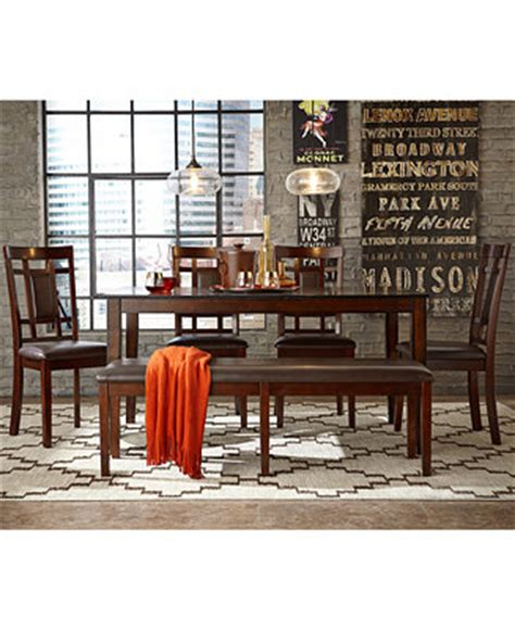 delran dining room furniture collection only at macy s