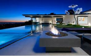 Modern Houses With Pool Modern Infinity Pool Dream House Architecture Design Home Interior