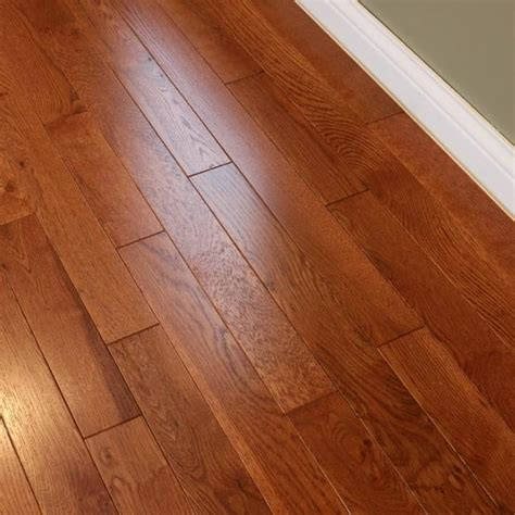 gunstock hardwood color oak gunstock 3 4 x 3 1 4 quot solid hardwood flooring weshipfloors