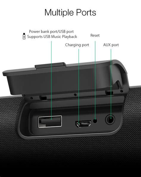 BlitzWolf® BW-WA2 20W Wireless bluetooth Speaker Dual