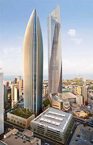 Kuwait Tower Architecture