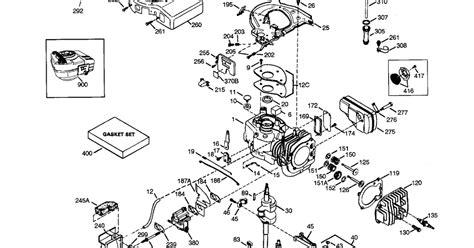 Free Service Repair Manual Tecumseh Engine Parts Diagram