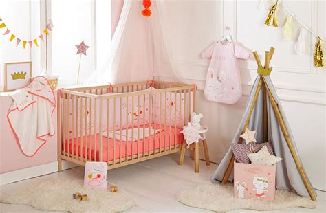 linge de chambre les chambres bébé linge de maison kiabi