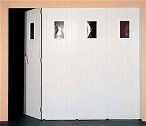 porte de garage et porte en bois blanc porte d entree With porte de garage et porte en bois blanc
