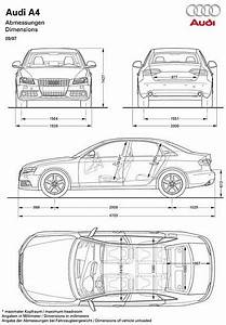Dimension Audi A4 Avant : what are the dimensions of an audi a4 quora ~ Medecine-chirurgie-esthetiques.com Avis de Voitures
