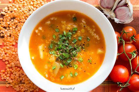 Zupa z czerwonej soczewicy - bAniaLuki