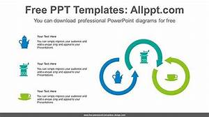 Ring Arrows Flow Powerpoint Diagram For Free