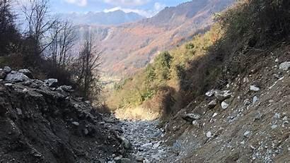 Debris China Earthquake Flows Flow Erin Cardiff