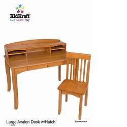 kidkraft 26706 avalon desk with hutch honey coupons and