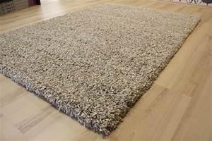 Tapis Blanc Poil Long : tapis poil long 39001 twilight 2211 blanc lin 80x230cm ebay ~ Teatrodelosmanantiales.com Idées de Décoration