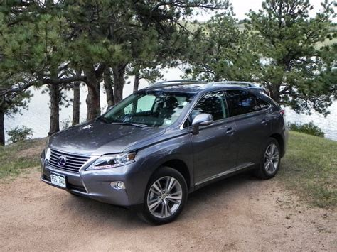 lexus hybrid 2015 2015 lexus rx hybrid review carfax