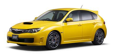 2010 Subaru Sti Specs by Image 2010 Subaru Impreza Wrx Sti Spec C Size 630 X 312