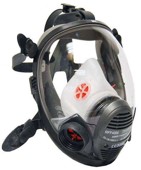 scott vision rff full face mask silicon size ml